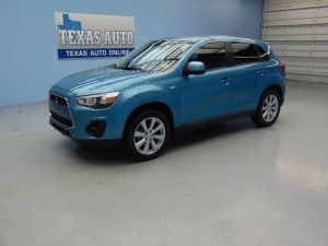 2013 MITSUBISHI OUTLANDER SPORT SPORT ES 5 SPEED BLUETOOTH ALL POWER
